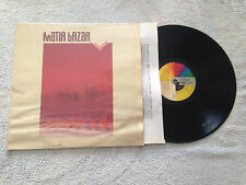 Matia Bazar - Red Corner - LP