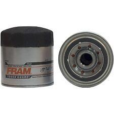 Fram TG2 Engine Oil Filter - Spin-On Full Flow Oil Filter