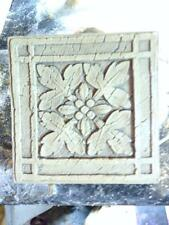 Latex Craft Mould Ornate Garden Stepping Stone Reusable Art & Crafts Hobby