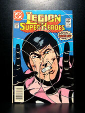 COMICS: DC: Legion of Super-Heroes #297 (1980s) - RARE (flash/batman/wonder)