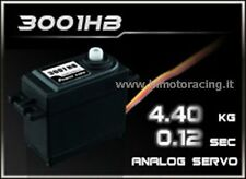 3001HB SERVO ANALOGICO DA 4,40 kg 0.12 sec HIGH SPEED POWER HD ANALOG 4,8V/6V