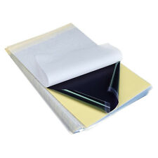 25 sheets Transfer Tracing Paper Tattoo Carbon Stencil Transfer Paper A4