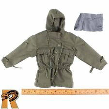 Wilhelm Engels - Hooded Jacket w/ Toque - 1/6 Scale - Dragon Action Figures