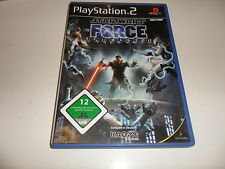 PlayStation 2  Star Wars - The Force Unleashed