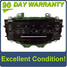 06-08 Mazda 6 Radio 6 Disc CD Changer w/out Climate Control Panel 7M81-18C858-BA