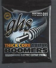 GHS THICK CORE GUITAR BOOMERS ROUNDWOUND ELECTRIC GUITAR STRINGS HC-HBM USA