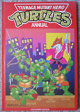 TEENAGE MUTANT HERO TURTLES ANNUAL 1990 - TMHT - Ninja