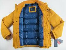 Tommy Hilfiger NEW Ultra Loft $195 Insulated Puffer Gold Mens L Rare Jacket Coat
