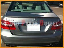 10-15 Mercedes-BENZ E350 E550 4Dr W212 AMG Type #755 Steel Gray Trunk Spoiler