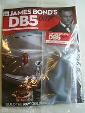 PART 58 BUILD YOUR OWN JAMES BOND 007 ASTON MARTIN DB5 CAR GOLDFINGER S CONNERY