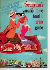 Seagram's Vacation Time Food & Drink Guide Cookbook
