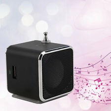 Portable TF USB Mini Stereo Speaker Music Player FM Radio PC MP3 /4 BY