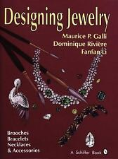 Designing Jewelry Brooches Bracelets, Necklaces & Accessories How To Design Book