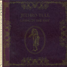JETHRO TULL Living In The Past (1972) Japan Mini LP 2CD TOCP-67369-70