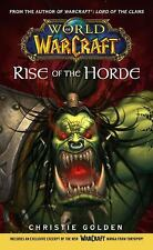 World of Warcraft: Rise of the Horde by Christie Golden (2006, Paperback)