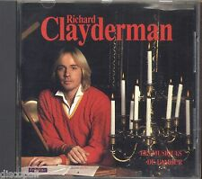 RICHARD CLAYDERMAN - Les musiques de l'amour - CD1984 MINT CONDITION