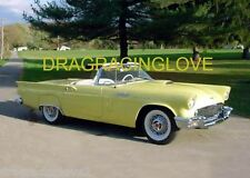 1957 Ford T-Bird Classic American Car 8x10 GLOSSY PHOTO!