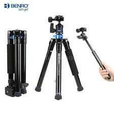 Benro IS05 Tripod Kit Can Turn to Selfie Stick for Smartphone DSLR Camera X2A2