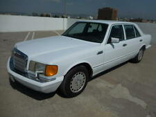 Mercedes-Benz : 400-Series 4dr Sedan 42