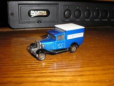 Very Sweet 1/64 Matchbox Model A Ford Delivery Van Ford Motor Company 100 Years