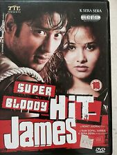 SUPER BLOODY HIT JAMES ~ Bollywood / Hindi épique UK DVD