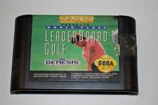 Sega Genesis World Class LeaderBoard Golf  Cart Only Ships FAST