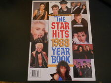 Madonna, Morrissey, U2, Pet Shop Boys - Star Hits Yearbook Magazine 1988