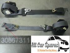 Volvo S40 - 5dr Hatch - Middle Rear Seat Belt/Seatbelt In Grey - 30867311