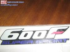 HONDA CBR600 FAIRING DECAL 64302-MV9-640ZC NEW OLD STOCK