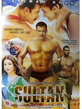 Sultan (2016) - Salman Khan, Anushka Sharma, Randeep - hindi bollywood movie dvd