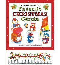 Richard Scarry's Favorite Christmas Carols by Richard Scarry (Mixed media...