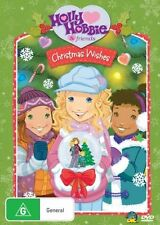 Holly Hobbie and Friends: Christmas Wishes (DVD, 2008)