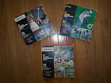 3 Sets of GAF Talking View-Master Reels Cinderella, Flipper and Jungle Book