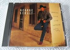 George Strait - Carrying Your Love With Me - Scarce Mint US Import Cd Album