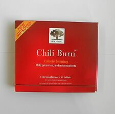 New Nordic Chilli Burn - 60 Tablets Free UK P&P