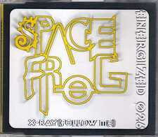 Space Frog - (X-Ray) Follow Me - CDM - 1997 - Eurotrance Energized Records
