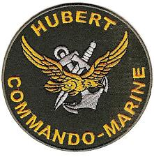 MARINE      COS      COMMANDO   HUBERT       NAGEURS de COMBAT           patch