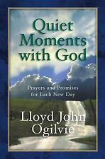 Quiet Moments with God Daily Prayers and Promises devotion bible family book