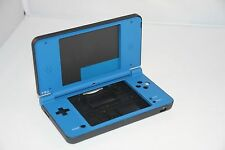 Original Nintendo DSi XL Housing Shell Case Replacement Blue Black NDSiXL Parts