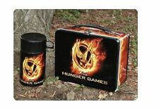 "Hunger Games: Catching Fire ""Mockingjay"" Lunch Box with Thermos"