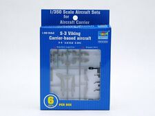 S-3 Viking (x6) for Aircraft Carrier (1/350 model kit Trumpeter 06226)