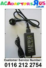24V 2A AC-DC Switching Adapter Power Supply 5.5mm 2.1mm/2.5mm + EU Kettle Plug