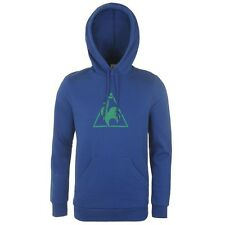 NEW WITH TAGS LE COQ SPORTIF MENS HOODIE HOODED SWEATSHIRT SZ S RRP £45!