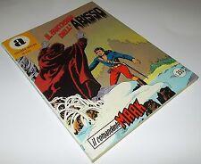 Collana Araldo Il Comandante Mark n.132 edizioni Araldo del 1977 da edicola