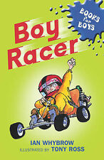 Boy Racer (Books For Boys), Whybrow, Ian