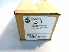 NEW FACTORY SEALED ALLEN BRADLEY 2364-SPD08B SERIES B RGU BURDEN RESISTORS