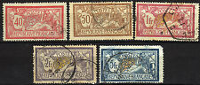 Francia  ( France ) : 1900 Liberty and Peace ( complete set ) Used