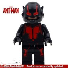 ANT-MAN Mini Figures  UK Seller Fits Lego Antman Ant Man Black Red