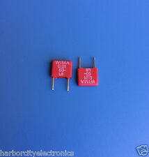 MKS02 0.01/63/10 WIMA CAPACITOR 0.01UF 63V 10% RADIAL MKS2 0.01/63/10