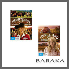 Heartland The Complete Season Series 1, 2, 3, 4, 5, 6, 7 & 8 DVD Box Set R4